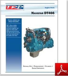 trp® navistar dt466 engine parts